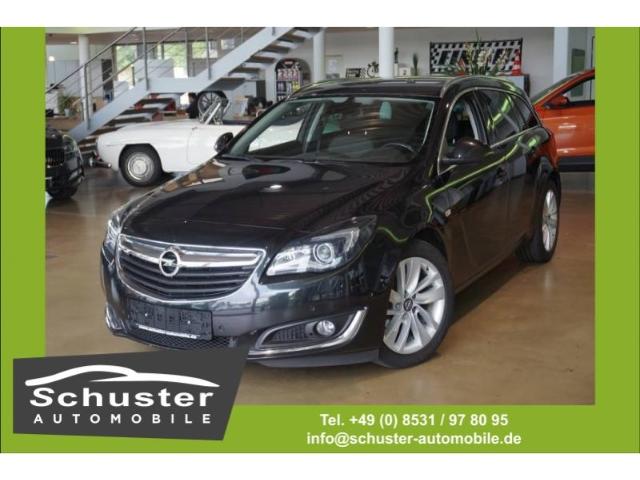 Opel Insignia A ST 2.0 CDTI Innovation Navi BiXenon, Jahr 2016, diesel