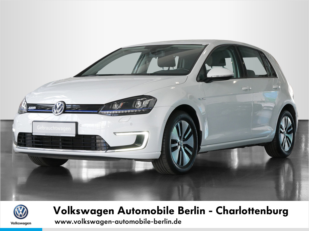 Volkswagen Golf VII e Golf Comfort, Jahr 2016, Elektro