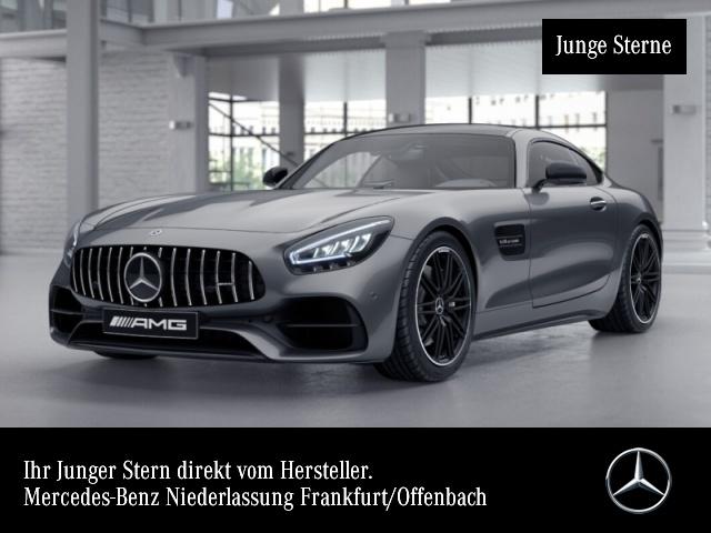 "Mercedes-Benz AMG GT neues Modell PerfAbGas Pano 20"" Night, Jahr 2019, petrol"