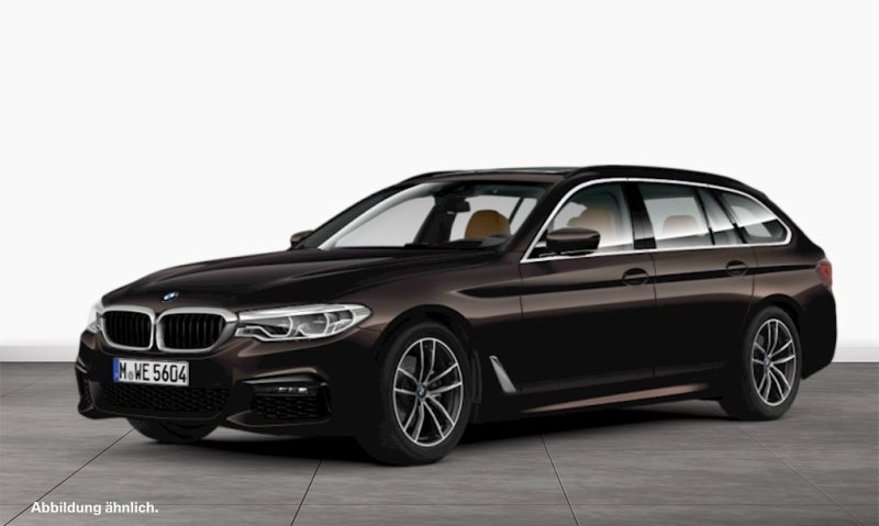 BMW 520d Touring EURO6 Sportpaket Head-Up HiFi Aktivlenkung LED, Jahr 2020, Hybrid_Diesel