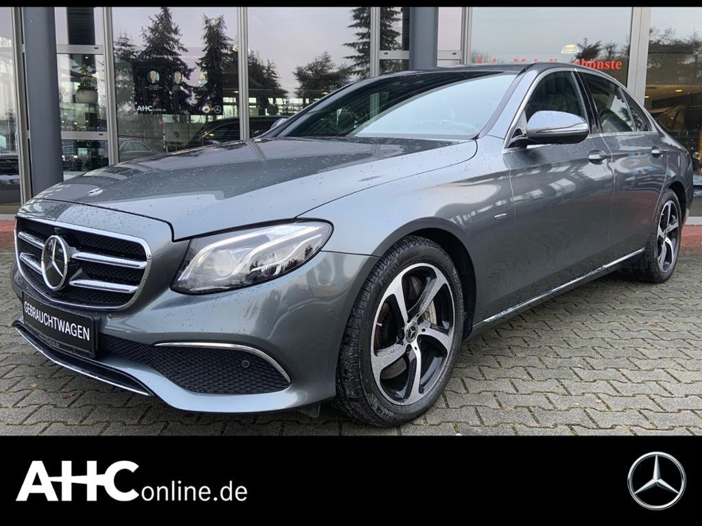 Mercedes-Benz E 450 4M SPORTSTYLE Avantgarde+MULTIBEAM+AHK+..., Jahr 2018, Benzin