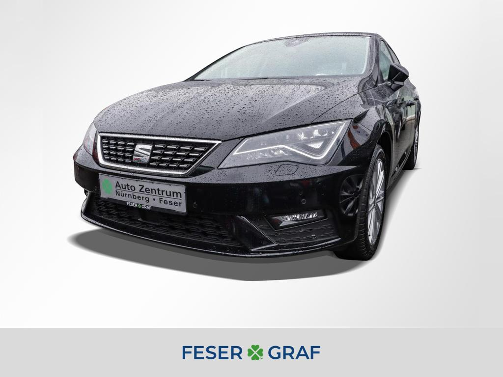 Seat Leon XCELLENCE 1.5 TSI ACT 110kW LED Navi DAB, Jahr 2019, Benzin