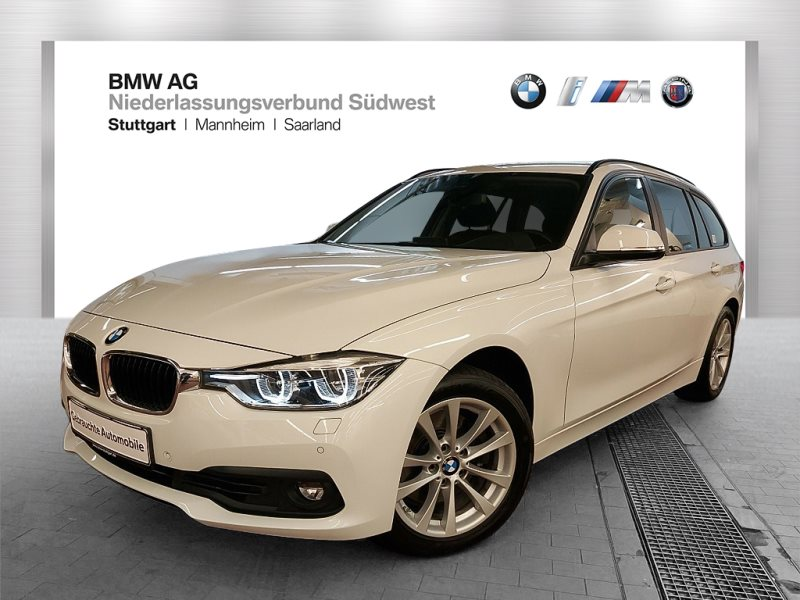 BMW 330d Touring Advantage Head-Up LED Spurwarng., Jahr 2017, Diesel