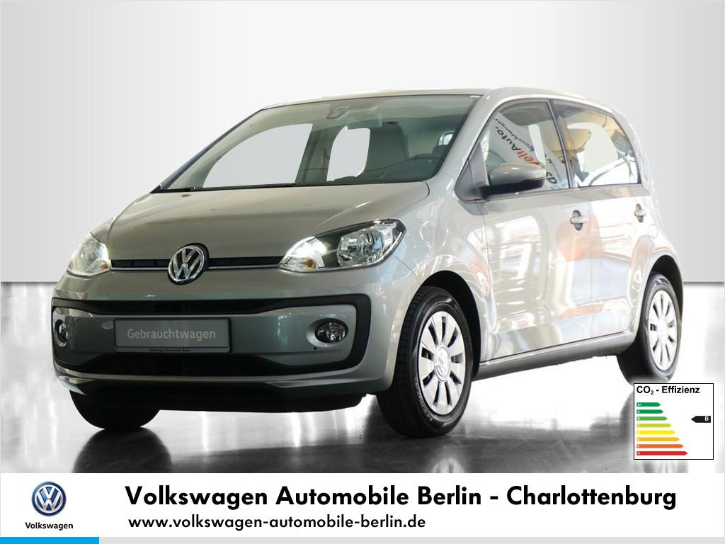 Volkswagen up! 1.0 move up! BMT, Jahr 2019, Benzin