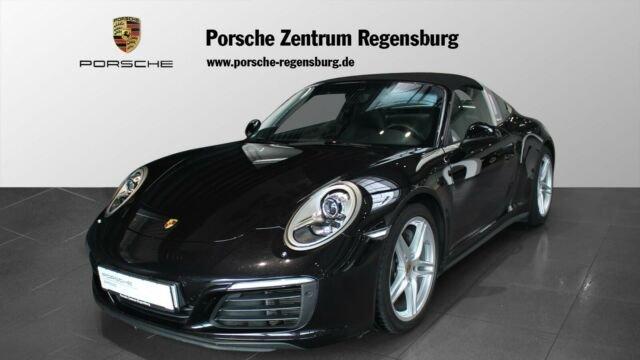 Porsche 911 991 Targa 4 PDK, Jahr 2016, Benzin