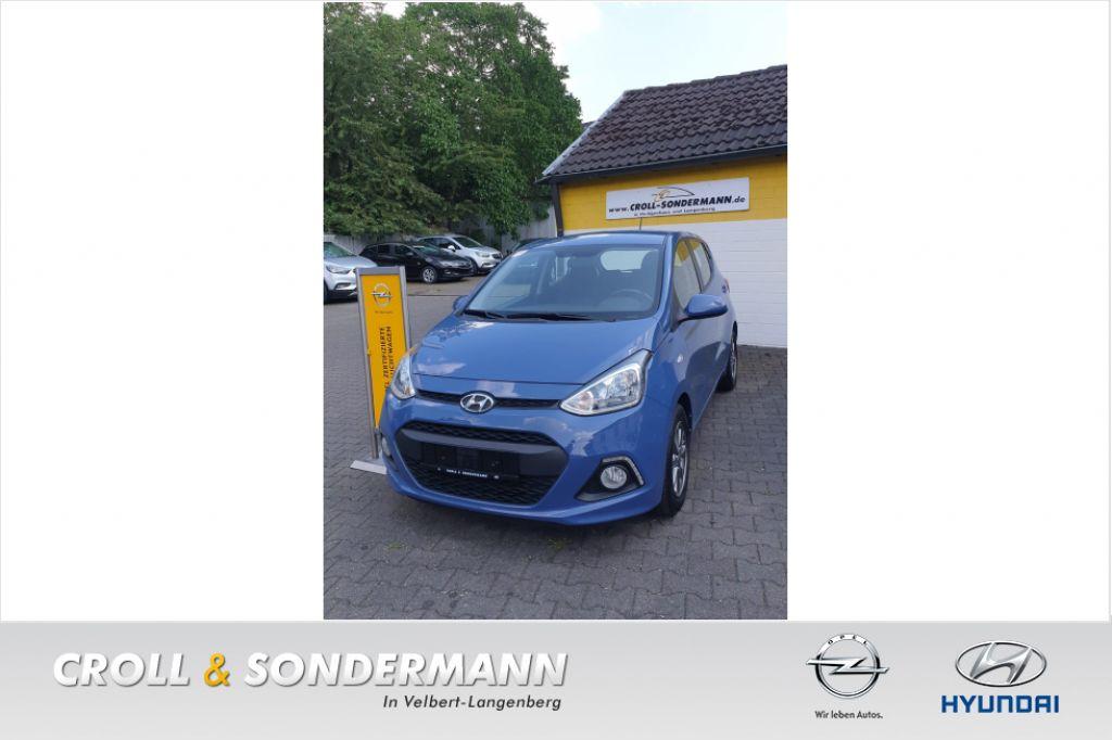 Hyundai i10 1.0 Fifa World Cup Edition Freisprechanlage, Jahr 2015, Benzin