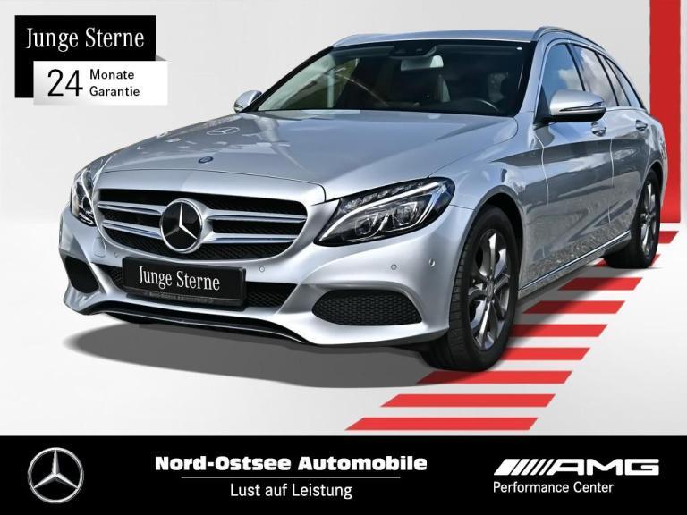 Mercedes-Benz C 300 T Hybrid Avantgarde COMAND Kamera Distr., Jahr 2016, Hybrid_Diesel