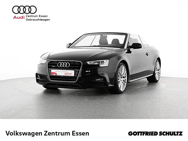Audi A5 Cabriolet 2.0 TDI quattro Xenon Navi SHZ vo hi FSE Mufu, Jahr 2016, Diesel