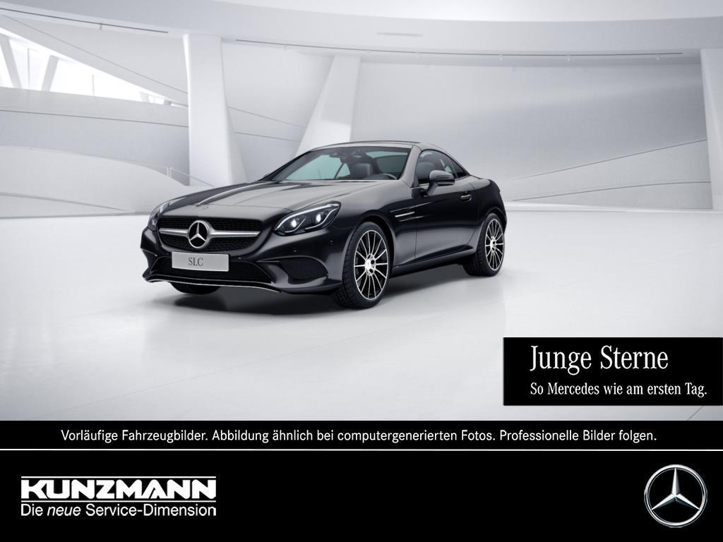 Mercedes-Benz SLC 300 Comand LED Aiscarf Memory ParkP 18''AMG, Jahr 2020, Benzin