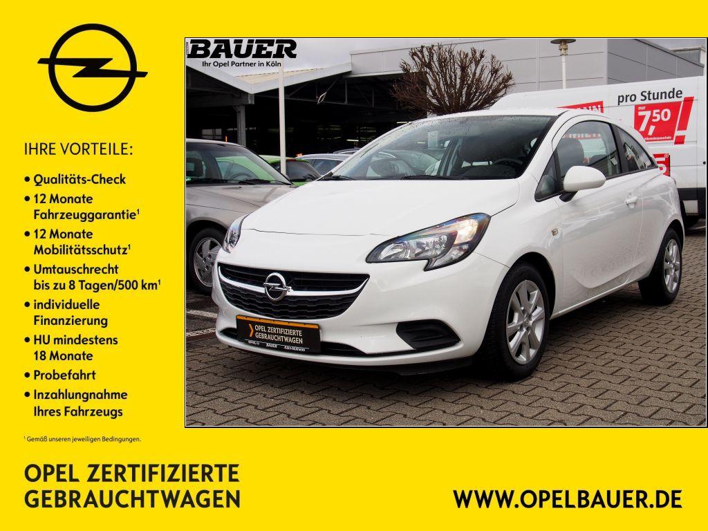Opel Corsa 1.4 Automatik Edition, Jahr 2018, Benzin
