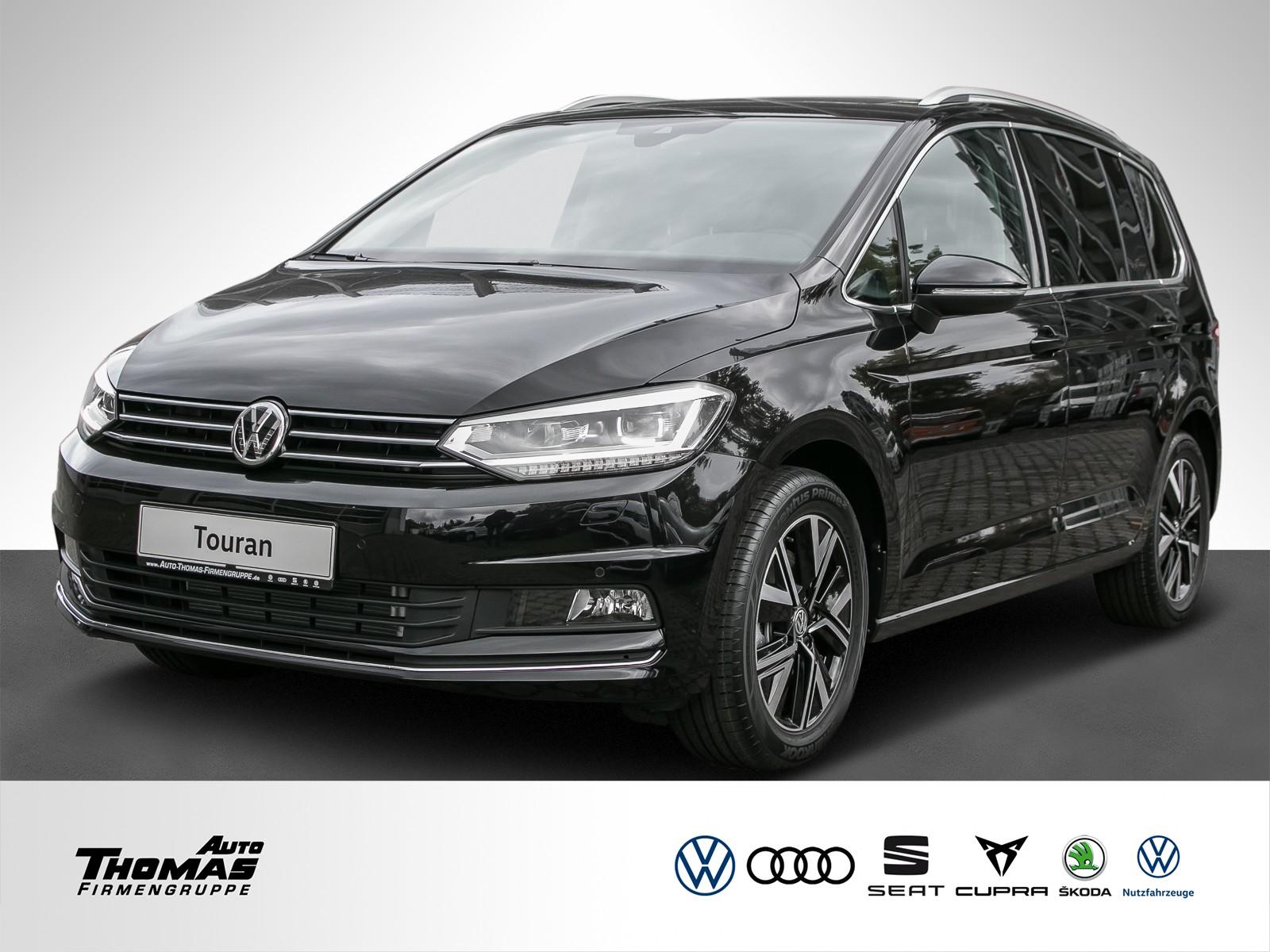 Volkswagen Touran Highline 2,0 l TDI+DSG+Navi,, Jahr 2021, Diesel