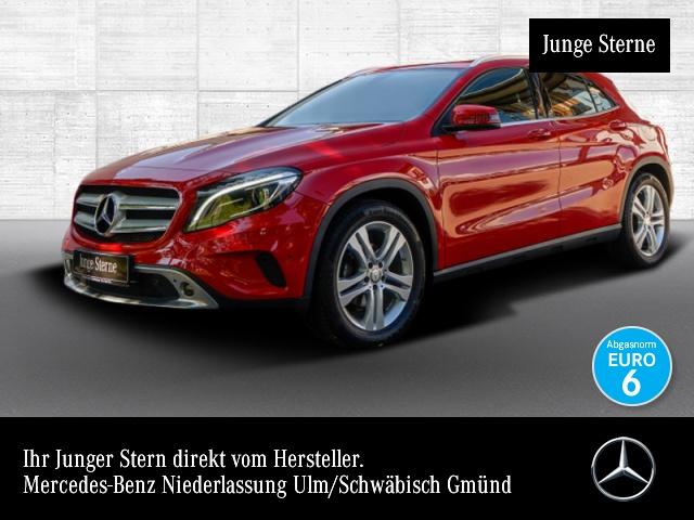 Mercedes-Benz GLA 200 Urban AHK Xenon Kamera Navi Laderaump PTS, Jahr 2016, Benzin