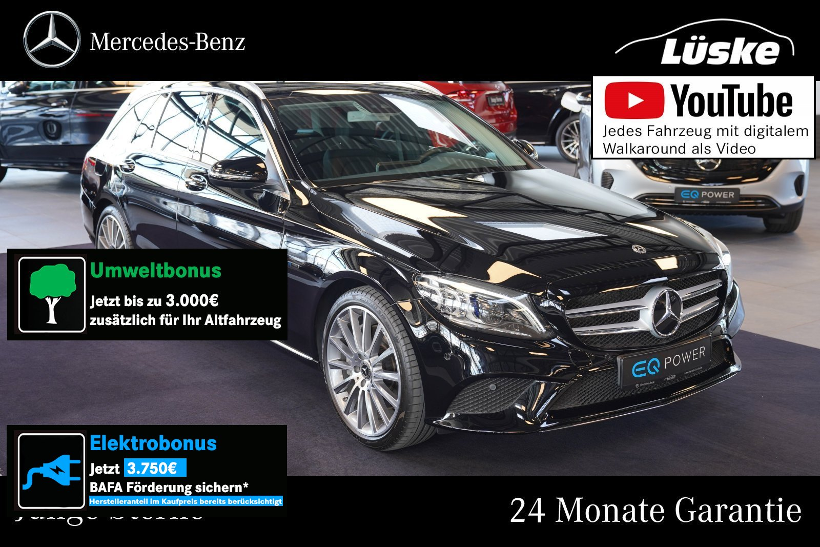 mercedes-benz c 300 e t avantgarde amg air body kamera multibe, jahr 2020, hybrid