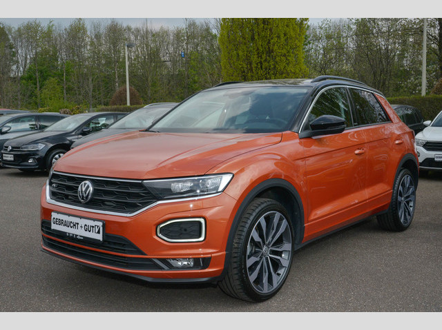 Volkswagen T-Roc United R Line 2.0 TDI DSG 4Motion Navi LED Activi Info AppConnect, Jahr 2020, Diesel