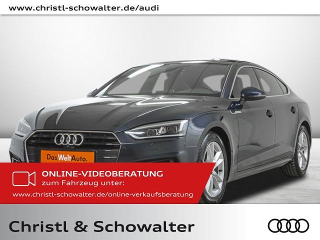 Audi A5 Sportback 2.0 TFSI S tronic AHK LED Pano Navi, Jahr 2018, Benzin