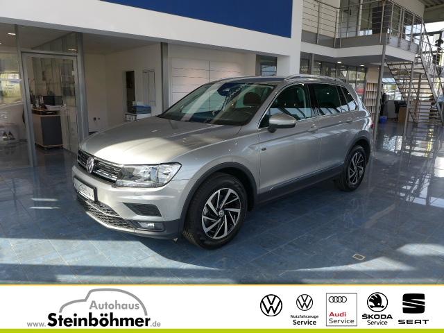 "Volkswagen Tiguan JOIN 1.5TSI DSG Navi ACC SHZ 17"" Climatr., Jahr 2019, petrol"