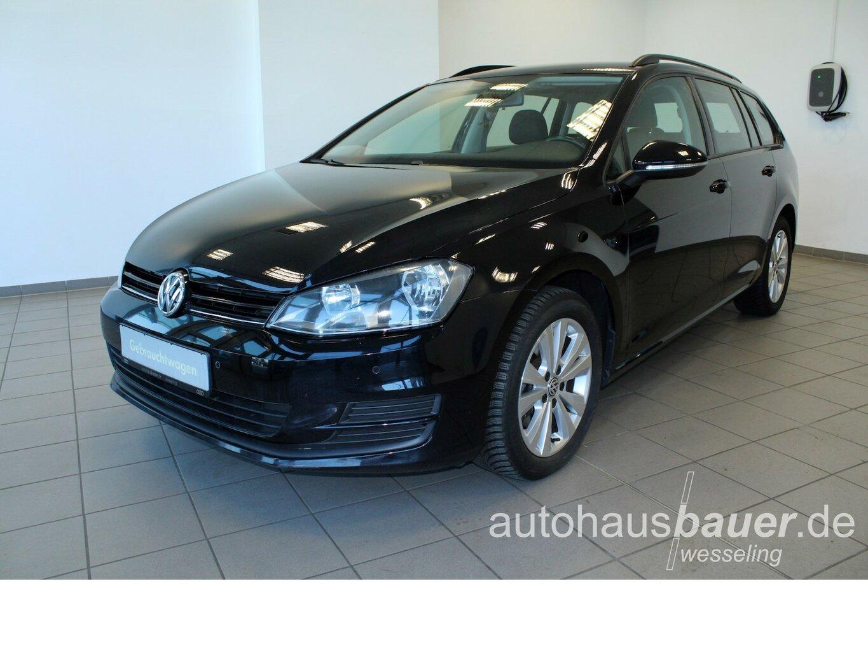 Volkswagen Golf Variant VII Trendline 1.2 TSI BMT *Einparkhilfe v+h, Sitz-Komfort-Paket ...*, Jahr 2015, Benzin
