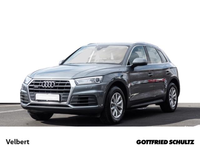 Audi Q5 3.0 TDI S-TRONIC NAVI LED GRA STANDHEIZUNG, Jahr 2018, Diesel