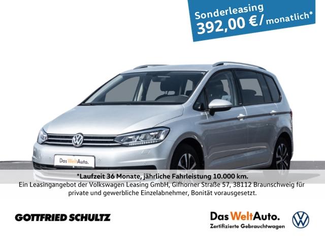 Volkswagen Touran 2.0 TDI DSG UNITED NAVI LED ACC SHZ PDC, Jahr 2020, Diesel