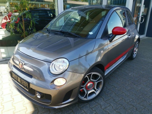 Abarth 595 1.4 16V Custom, Jahr 2016, Benzin