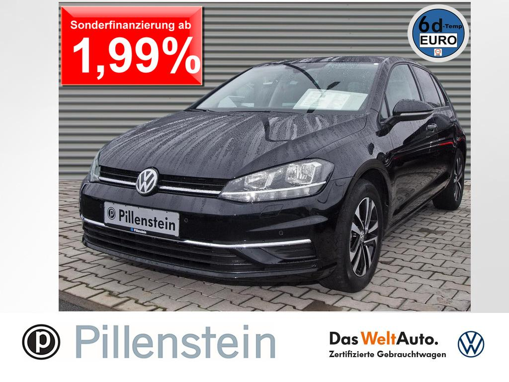 Volkswagen Golf IQ.DRIVE 1.6TDI NAVI PARKASSIST FRONTASSIST, Jahr 2019, Diesel