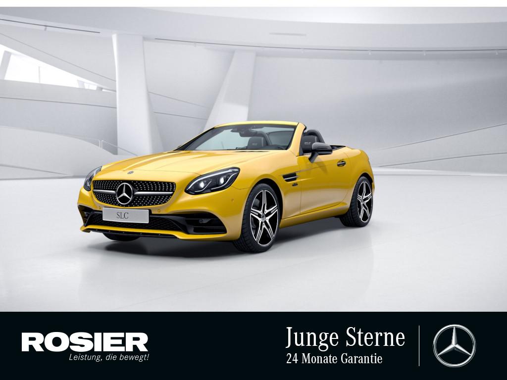 Mercedes-Benz SLC 300 AMG Sport Final Edition, Jahr 2020, Benzin