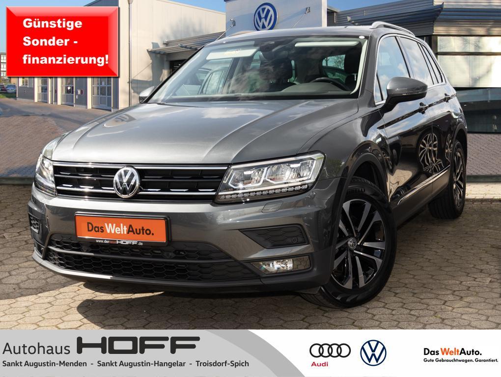Volkswagen Tiguan 2.0 TDI DSG United-Paket Navi LED, Jahr 2020, Diesel