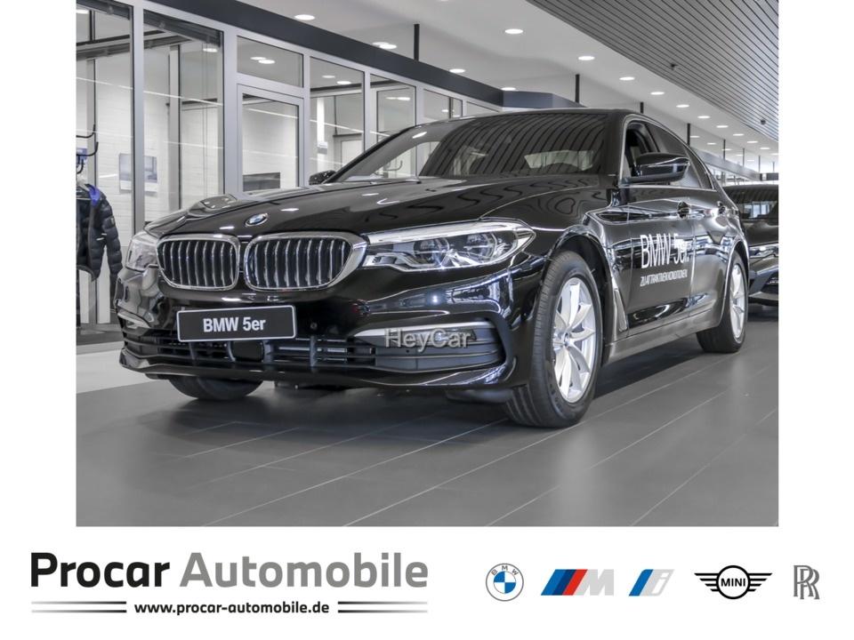 BMW 520d Innovationsp. Aut. Klimaaut. Head-Up HIFI, Jahr 2020, Diesel
