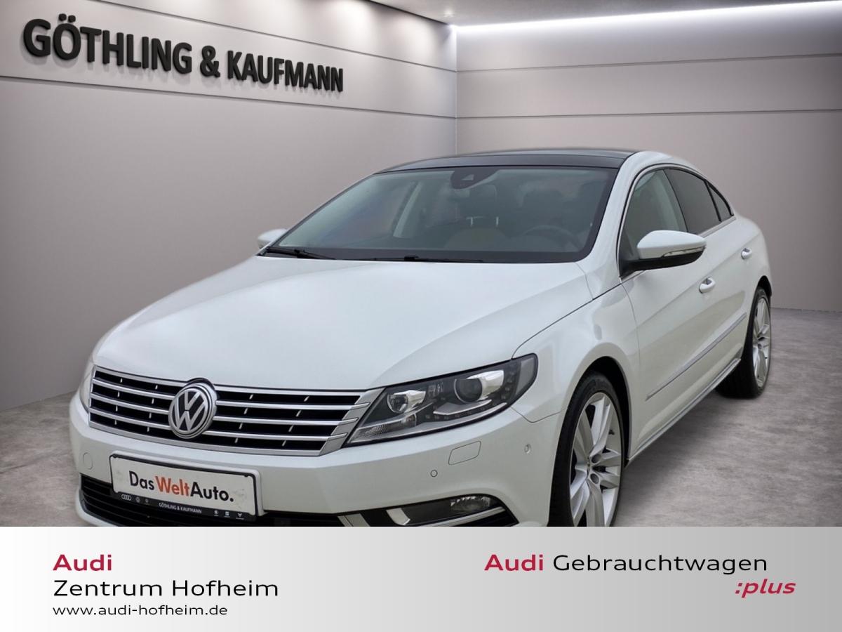 Volkswagen CC 3.6 FSI*Pano*Xenon*Navi*Standh.*AHK*Kamera*Al, Jahr 2013, Benzin