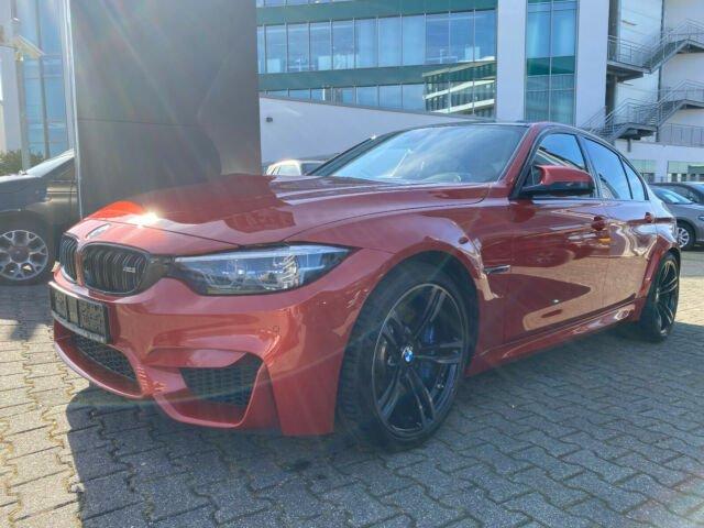 BMW M3 | M Driver's Paket | Entertainment-Paket, Jahr 2018, Benzin