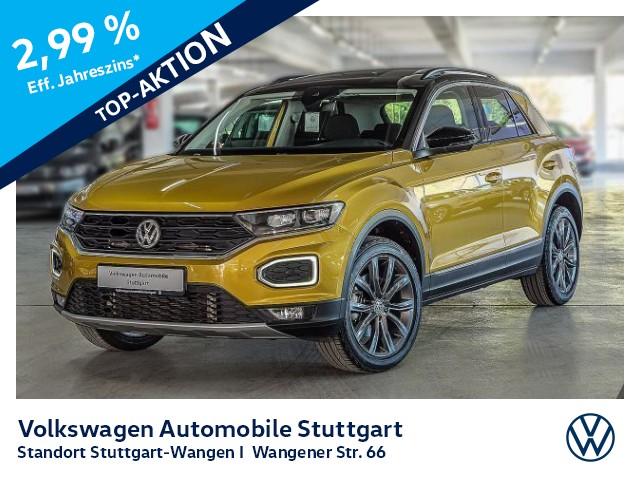 Volkswagen T-Roc Style 2.0 TDI DSG Navi ACC LED AID Pano, Jahr 2018, Diesel