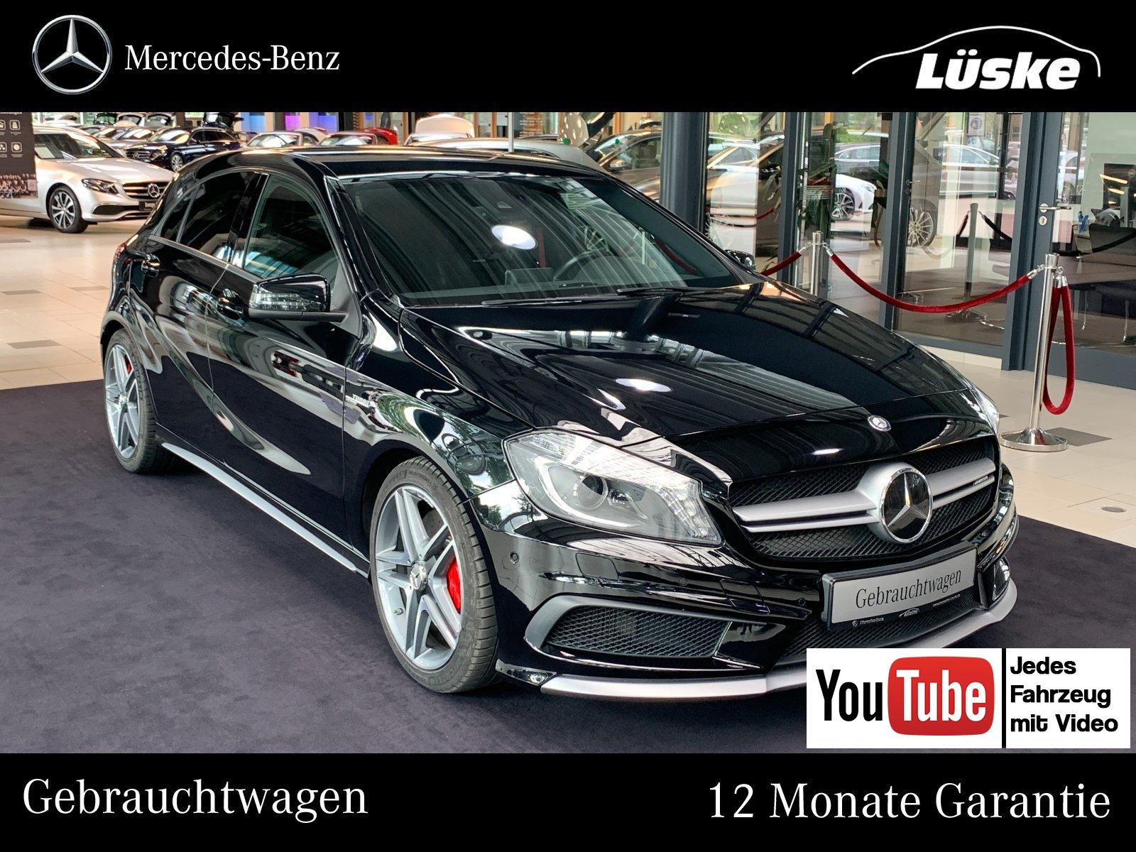 Mercedes-Benz A 45 AMG 4M Performance AbGasanlage + Sitze ILS, Jahr 2014, Benzin
