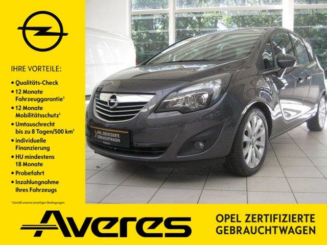 Opel Meriva 1.7 CDTI Innovation, Jahr 2013, Diesel