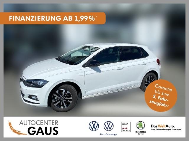 Volkswagen Polo IQ.Drive 1.0 TSI Navi ACC Klima, Jahr 2020, Benzin