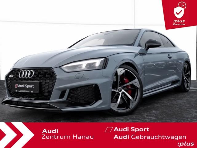 Audi RS5 Coupé 2.9 TFSI UPE111T*RS-AGA*RS-KOMFORT*PANO*B&O*VIRTUAL*, Jahr 2017, Benzin