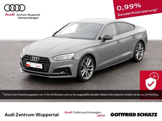 Audi A5 Sportback 40TDI quattro S-LINE LEDER R-KAM LANE Sport, Jahr 2020, Diesel