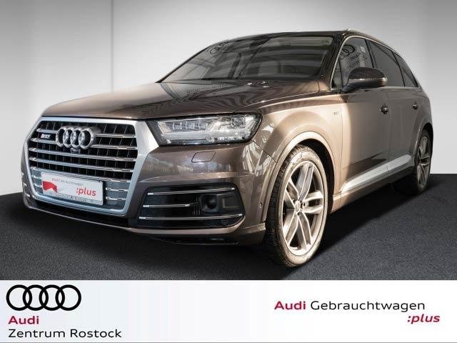Audi SQ7 4.0TDI+AHK+PANO+MATRIX+BOSE+FAHRWERKSPAKET+, Jahr 2017, Diesel