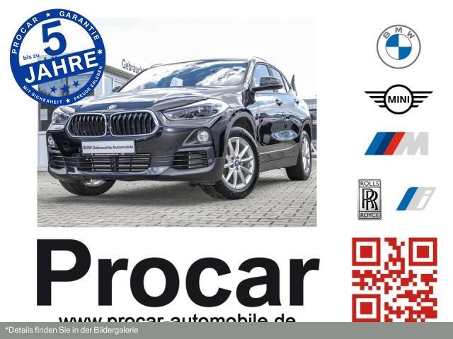 BMW X2 sDrive18i Advantage HUD LED AHK PDC, Jahr 2019, Benzin