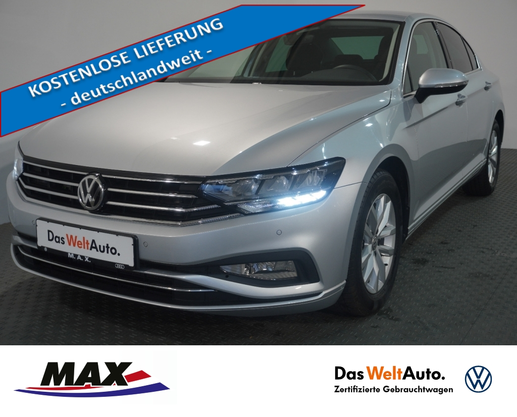 Volkswagen Passat 1.5 TSI Business +LED+ACC+KAMERA+, Jahr 2019, Benzin