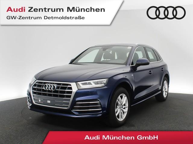 Audi Q5 2.0 TDI Sport S line LED Navi Teilleder PhoneBox PDC 6-Gang, Jahr 2018, Diesel