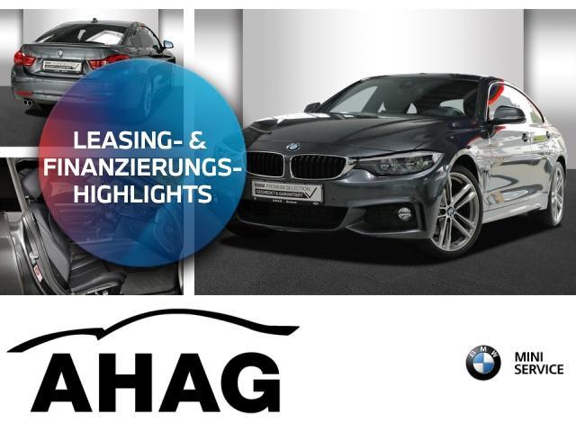 BMW 430d xDrive Gran Coupe M Sport Innovationsp. PDC, Jahr 2017, Diesel