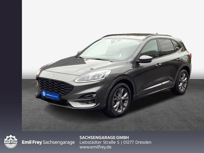 Ford Kuga 2.0 EcoBlue Hybrid ST-LINE X ACC LED 2x Cam, Jahr 2020, Diesel