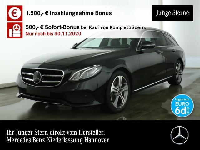 Mercedes-Benz E 220 d T Avantgarde Fahrass WideScreen Distr. LED, Jahr 2019, Diesel