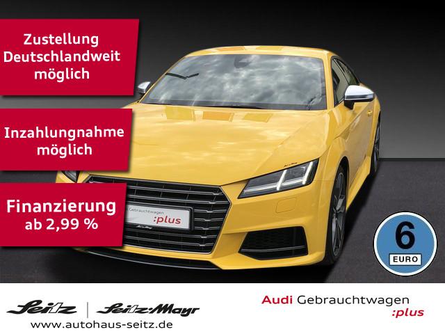 Audi TTS Coupé 2.0 TFSI qu® LED*NAVI*DAB*LEDER, Jahr 2016, Benzin