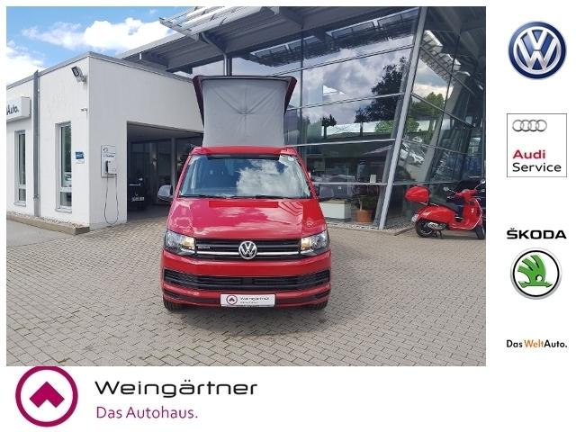 Volkswagen T6 California 4Motion AD Beach, 2.0 TDI, AHK, Na, Jahr 2015, Diesel