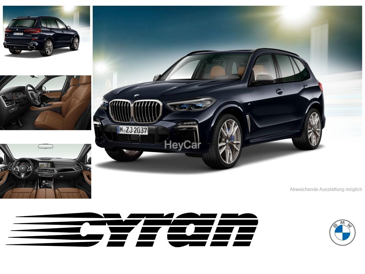 BMW X5 M50d Sport Aut. Komfortsitze Panorama Head-Up, Jahr 2018, Diesel