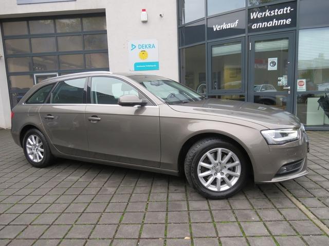 Audi A4 Avant Attraction 2.0 TDI Xenon/Navi/E-Klappe/, Jahr 2014, Diesel