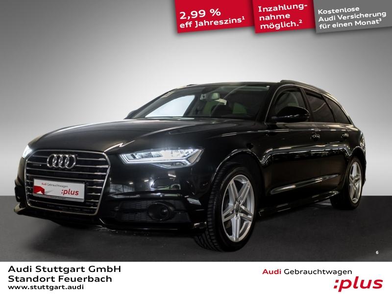 Audi A6 Avant 2.0 TDI quattro S tronic Navi LED ACC, Jahr 2018, Diesel