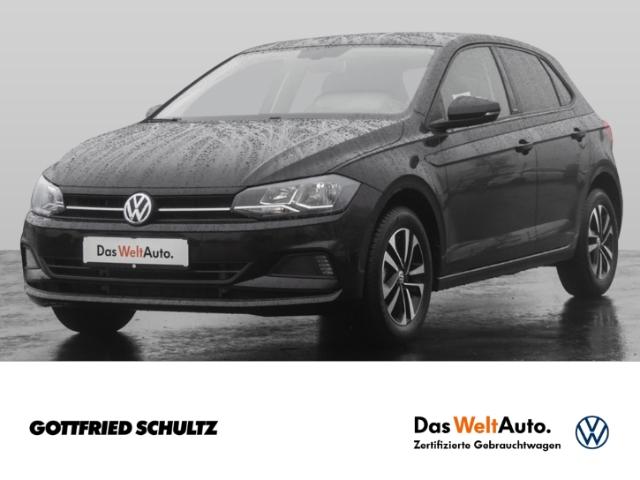 Volkswagen Polo 1.0 TSI IQ.DRIVE NAVI PDC SHZ ACC GRA ZV, Jahr 2020, Benzin