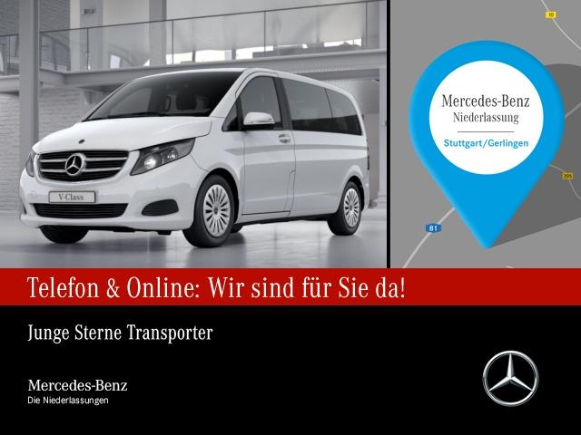Mercedes-Benz V 220 d 4M Kompakt Park-Ass. Standhzg. Kamera, Jahr 2017, Diesel